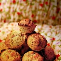 Mini-muffins citron-pavot,