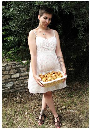 photo blandine ollivier