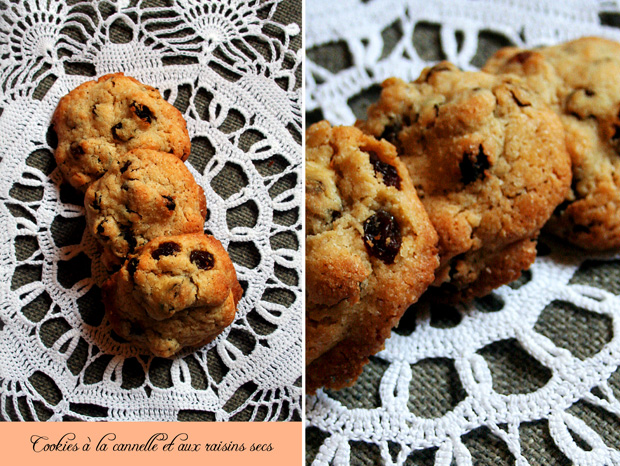 recette cookies cannelle