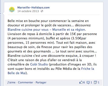 Marseille holidays